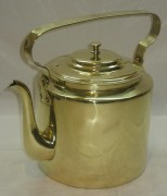 Чайник старинный латунный, на 5 литров, Россия 1920-е годы №2867
