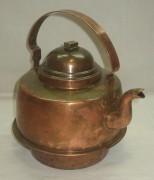 Чайник медный на 2,5 литра, Европа 20 век №2898