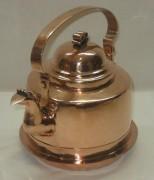 Чайник из меди на 1,5 литра, «Швеция» 19-20 век №2908