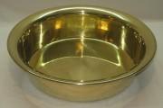 Таз латунный, тазик для варения, «Кольчугино» №2919
