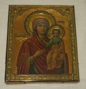 Икона старинная «Смоленская Богоматерь» Москва 19 век №3094