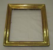 Рамка в киот под икону, позолота №3231