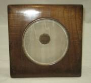 Рамка под фото старинная, фоторамка из дерева «А.Ф. Федоров» 19 век №3515