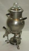 Кофеварка старинная гейзерная, бульотка, «WMF» начало 20 века №3548