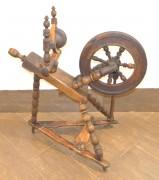 Самопрялка, прялка старинная, Россия 19 век №3556