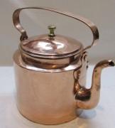 Чайник медный старинный на 3 литра №4650