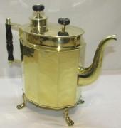 Самовар-чайник старинный на 3 литра, Россия 19-20 век №1092