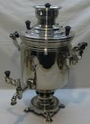 Самовар угольный «банка», на 5 литров, «Тула» СССР №1099