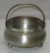 Конфетница старинная, сахарница, «Геннигер» 19 век №3443