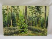 Картина «Лес» холст, масло №7271