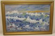 Картина «Море Волны» №7371
